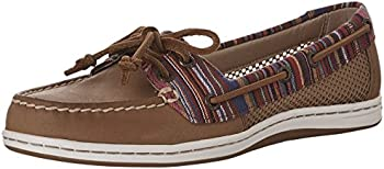 Sperry Womens Firefish Boat Shoes in Caribbean Stripe