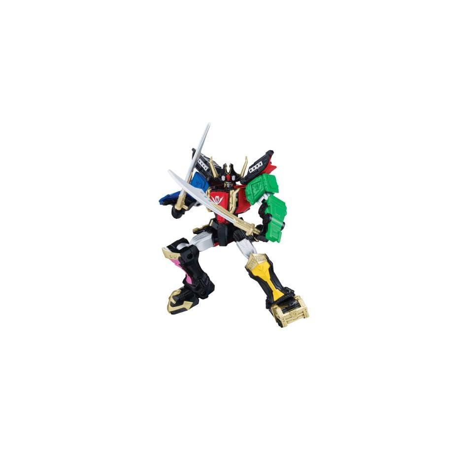 Power Rangers Super Megaforce   Legendary Megazord Action Figure