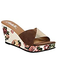 Chalk Studio - Polly Blossom - Wedge Heels