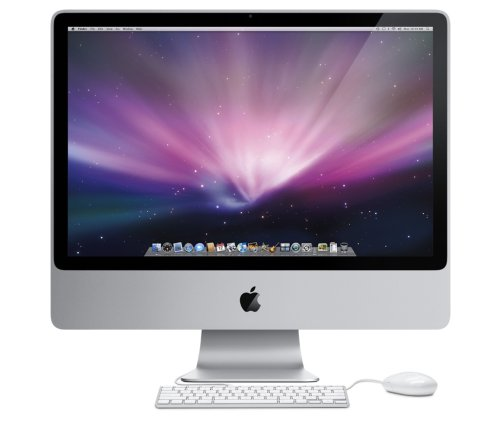 iMac 24inch Core 2 Duo 2.66GHz/4GB/640GB/GeForce 9400M/SD