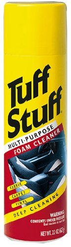 Tuff Stuff Multi Purpose Foam Cleaner for Deep Cleaning - 22 oz. (1.37 lbs) (Multi Purpose Carpet Cleaner compare prices)