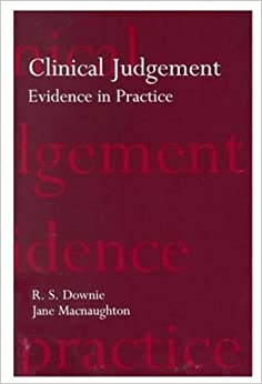 Dissertation on simulation and clinical judgment