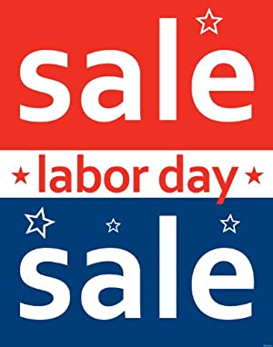 Labor Day Sale - Standard Poster - 22