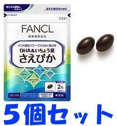 ファンケル DHA&いちょう葉 さえぴか 60粒