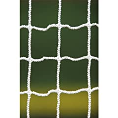 Buy Brine Practice Lacrosse Net-2.5-mm Hi-Extension Polyester Knotless 1.5-Inch Mesh-6 x... by Brine
