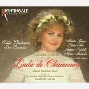 Linda Di Chamonix - Donizetti - CD