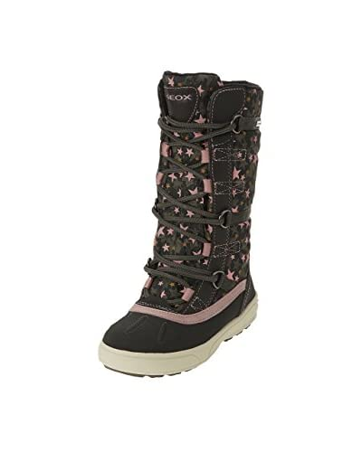 Geox Botas de invierno J Joing B Girl Abx