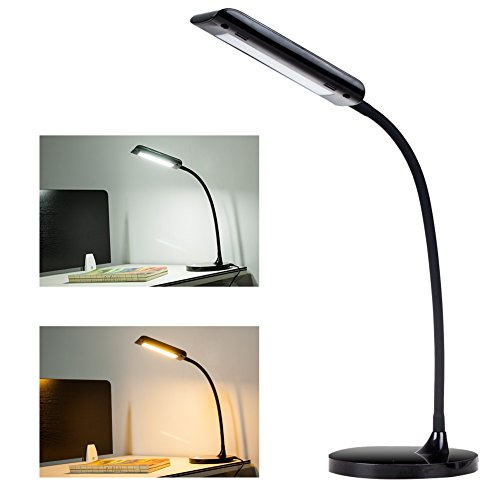 Kedsum Dimmable Led Desk Lamp Table Reading Study Lamp