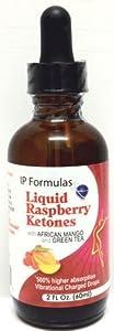 Liquid Raspberry Ketones Plus As Seen On Dr Oz from IP Formulas