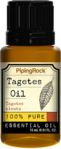 Tagetes Essential Oil 1/2 oz (15 ml) 100% Pure -Therapeutic Grade