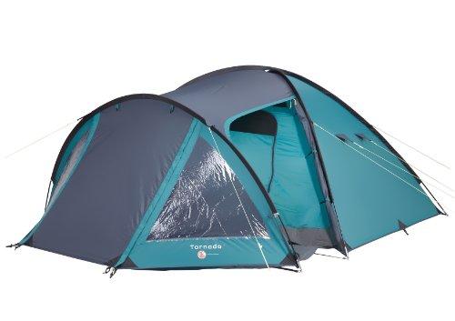 Gelert Tornado 4 Tent - Blue
