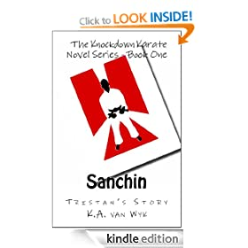 Sanchin (Knockdown Karate Novel)