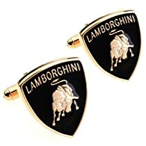 Lamborghini Cufflinks Lamborghini Accessory Gift Boxed(wedding cufflinks,jewelry for men,gift for groom)