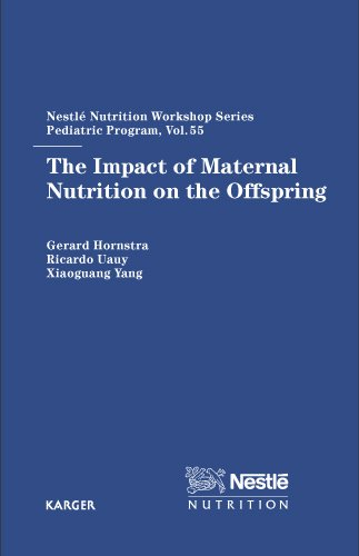 The Impact Of Maternal Nutrition On The Offspring (Nestle Nutrition Workshop Series: Pediatric Program)