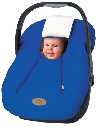 Cozy Cover - Royal Blue front-95054