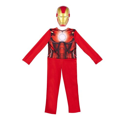 Avengers Iron Man Animated Full Dress Up Costume