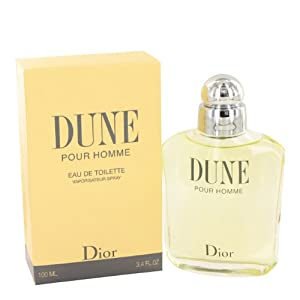 DUNE by Christian Dior, Eau De Toilette Spray 3.4 oz, Men