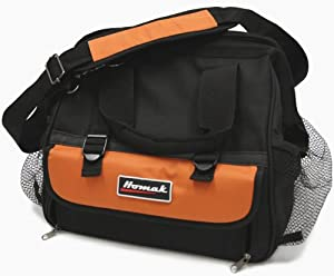 Homak Manufacturing HOMAK TB00112011 12-Inch Tool Bag with 11 Pockets at Sears.com
