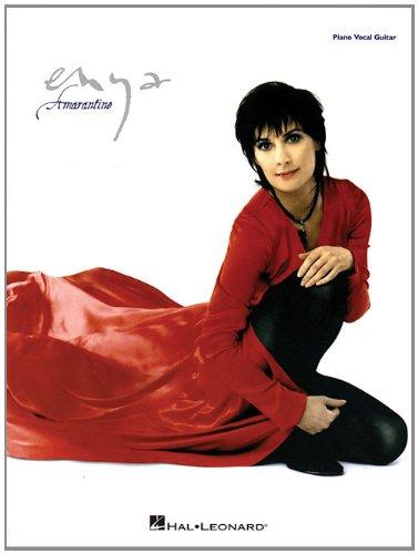 Enya - Amarantine (Songbook)