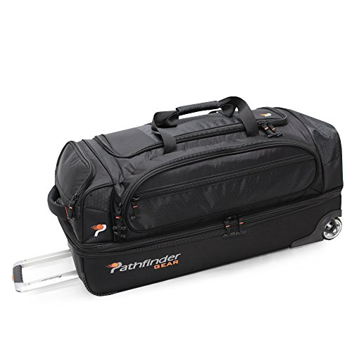 pathfinder-gear-32-inch-rolling-drop-bottom-duffel-black-one-size