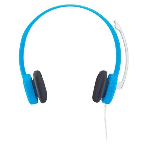 Logitech H150 Stereo Kopfhörer Heidelbeere