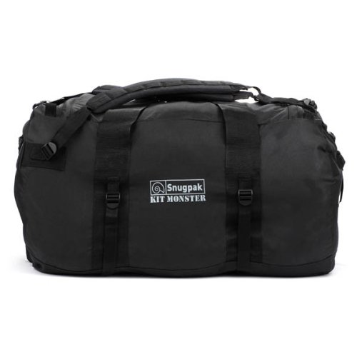 SnugPak Kit Monster, Black, 120 Liter SP92169