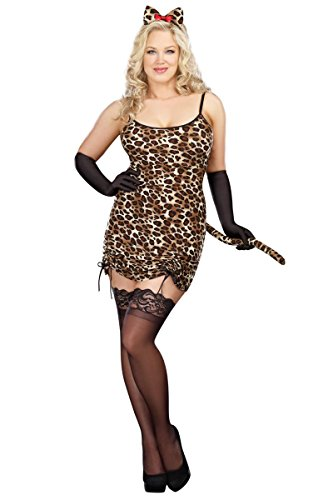 Just Puur-Fect Woman Adult Costume