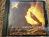 img - for the Testament of Paul; His Witness of Christ to the World book / textbook / text book