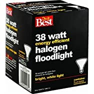 38W PAR 38 Halogen Floodlight Light Bulb-38W PAR38 HAL FLOOD BULB