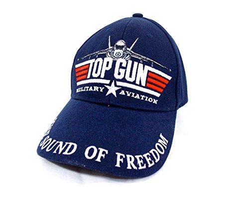 casquette-militaire-aeronavale-americaine-top-gun-us-navy-pilot-school-new