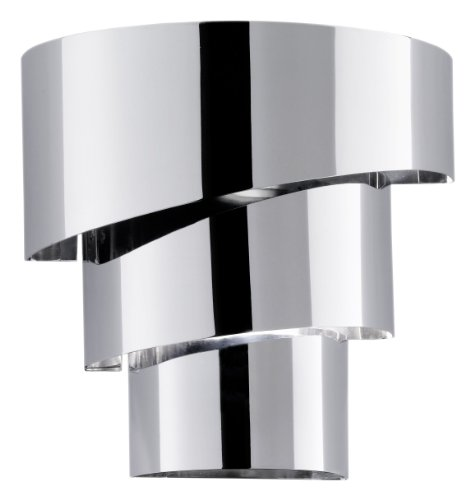 wofi lampadari : WOFI, Lampada da parete, 18 x 17.5 x 17.5 cm