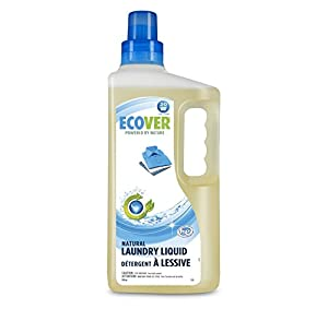 Ecover Liquid Laundry Wash, 51-Ounce Bottle
