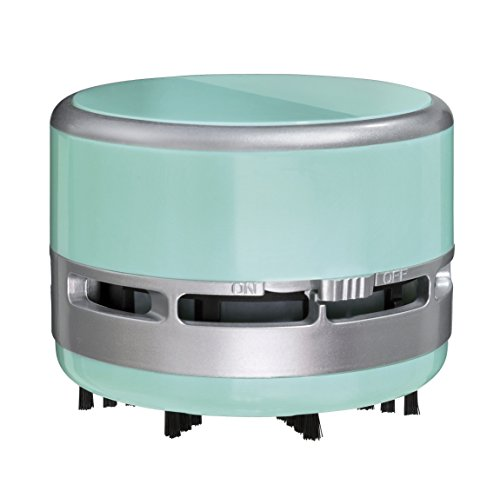 clauss-handvac-2clean-battery-operated-mini-cleaning-kit-mintgreen-silver