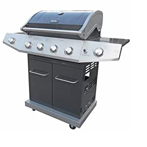 Better Homes And Gardens 4 Burner Gas Grill With Side Burner And Searing Side