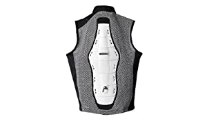 Head Thorac Vest Body Protection - Black, X-Small (Old Version)