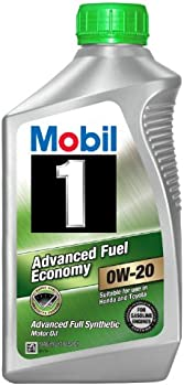 6-Pk. Mobil 1 0W-20 Synthetic Motor Oil