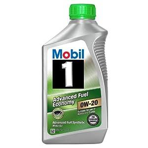 Amazon.com: Mobil 1 96995 0W-20 Synthetic Motor Oil - 1