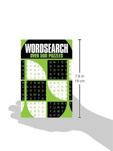 Dayglo Wordsearch (Dayglo Puzzles)