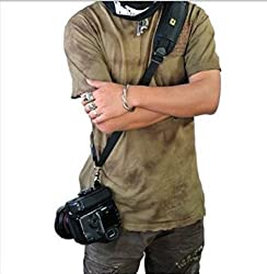 Idealgo function Quick Release Sling Shoulder Neck Strap by Altura Photo for DSLR Camera for Canon Nikon Sony Cameras