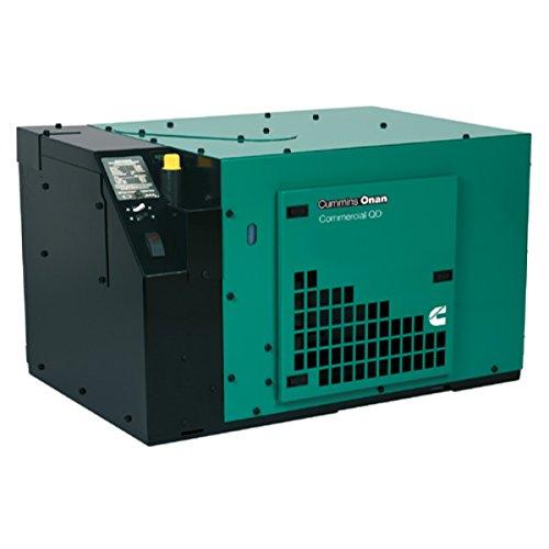 Cummins Onan 5 Hdkbb/6880 - Cummins Commerical Mobile Qd 5000 Generator Set