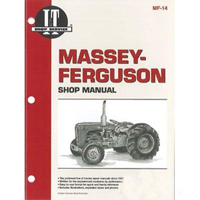 Massey Ferguson 202 Parts Manual