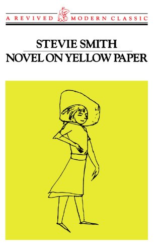 Image of Novel on Yellow Paper