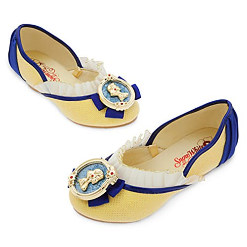 Disney Store Princess Snow White Costume Shoes ~ Size 9/10