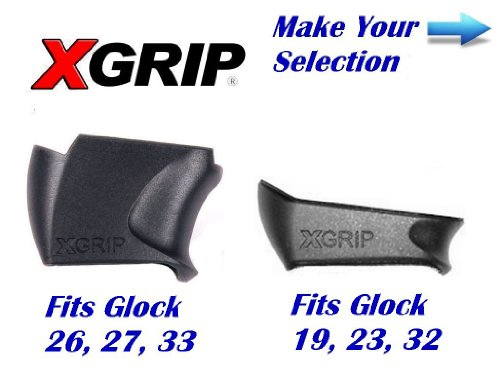 Glock Grip Extension front-771322