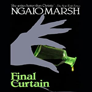 Final Curtain Audiobook