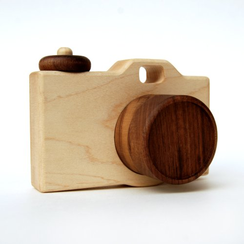 41bmYGPhDrL Cheap Buy  Wooden Camera Toy