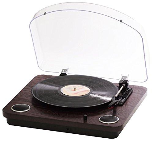 ION AUDIO アイオンオーディオ / Max LP DB USBターンテーブル レコードプレーヤー IA-TTS-015