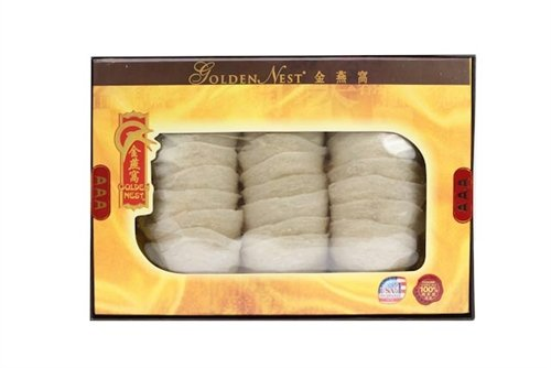 Golden Nest Dried White House Nest Aaa By Golden Nest - Family Size Box