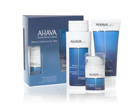 AHAVA  Mineral Collection for Men