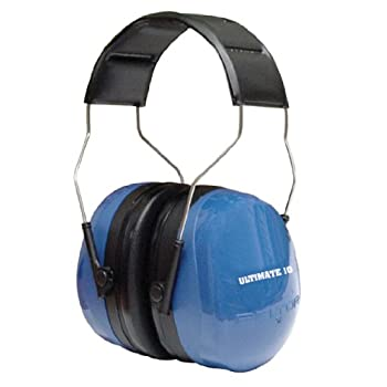 Peltor 97010 Ultimate-10 Hearing Protector•Noise Reduction Rating (NRR) of 30 dB•Pivoting cups and padded headband for all-day comfort•Designed for use with large-caliber or magnum rounds•Dual-wall design for maximum attenuation•Maximum high- and low...
